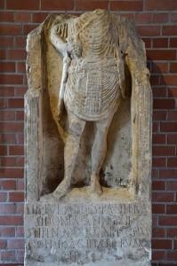 Tibério Júlio Abdes Pantera (22 a.C.-40 d.C.), arqueiro do Exército romano, nascido em Sidon (atual Líbano)