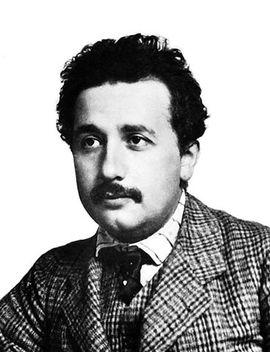 Einstein na fase gatinho, só pra variar um pouco. (Crédito: Reprodução)