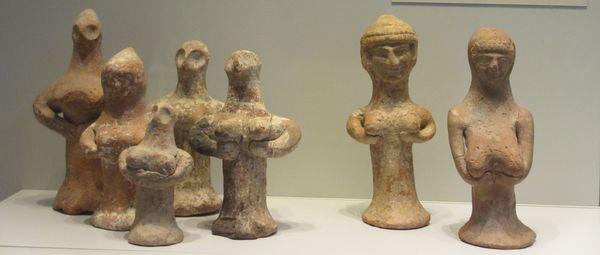 As misteriosas estatuetas femininas do antigo reino de Judá (Crédito: Reprodução)