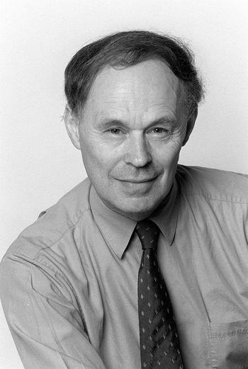 O jornalista científico britânico Nicholas Wade (Crédito: Divulgação)