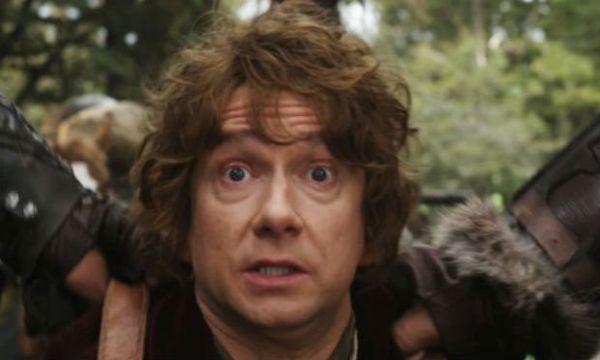 Bilbo Baggins, ou Martin Freeman, o hobbit que você certamente conhece. (Crédito: Divulgação)