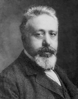 O matemático judeu italiano Vito Volterra (Crédito: Reprodução)