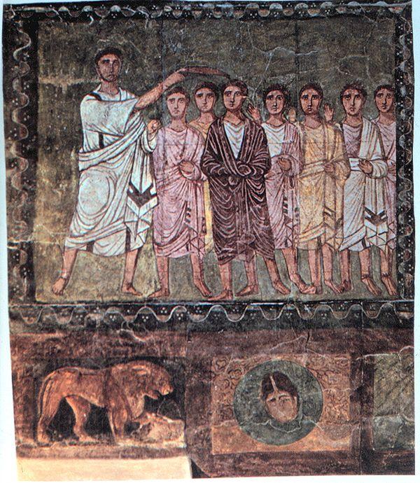 Você nunca imaginou que um profeta israelita teria uma cara tão romana, certo? (Crédito: Reprodução)