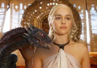 Daenerys Targaryen, do sangue da antiga Valíria: isso é que é seleção natural, seu Darwin (Crédito: Divulgação)