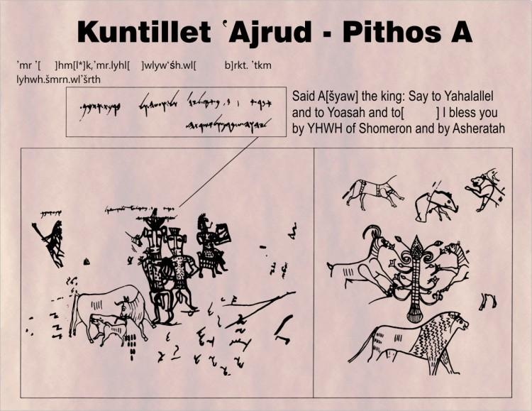 inscrição e desenhos