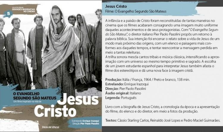 Eis aí a capa do livro/DVD da coleção! (Crédito: Reprodução)